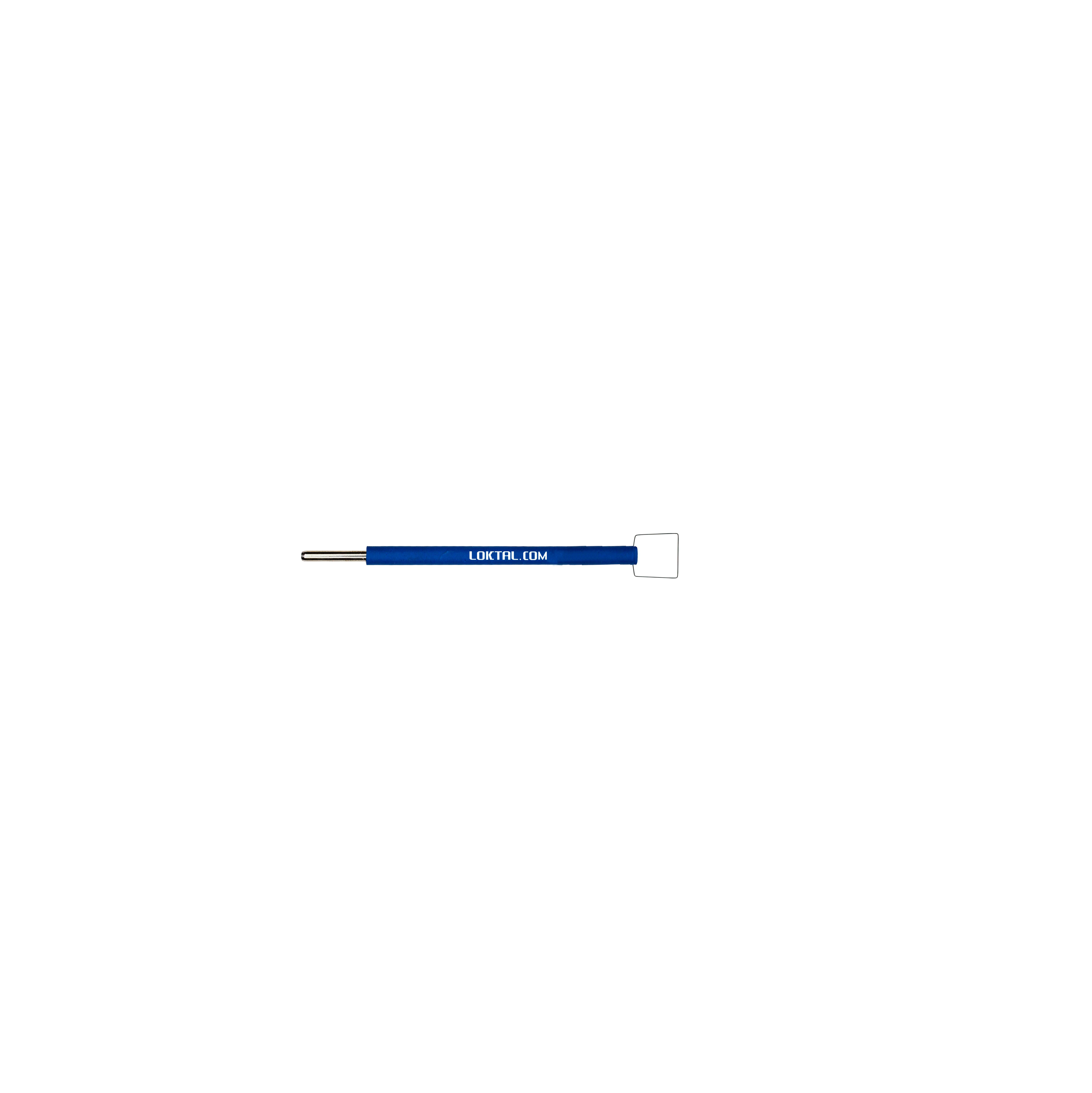ACEL0497 - Eletrodo Eletrocirúrgico Alça Quadrada, Reto