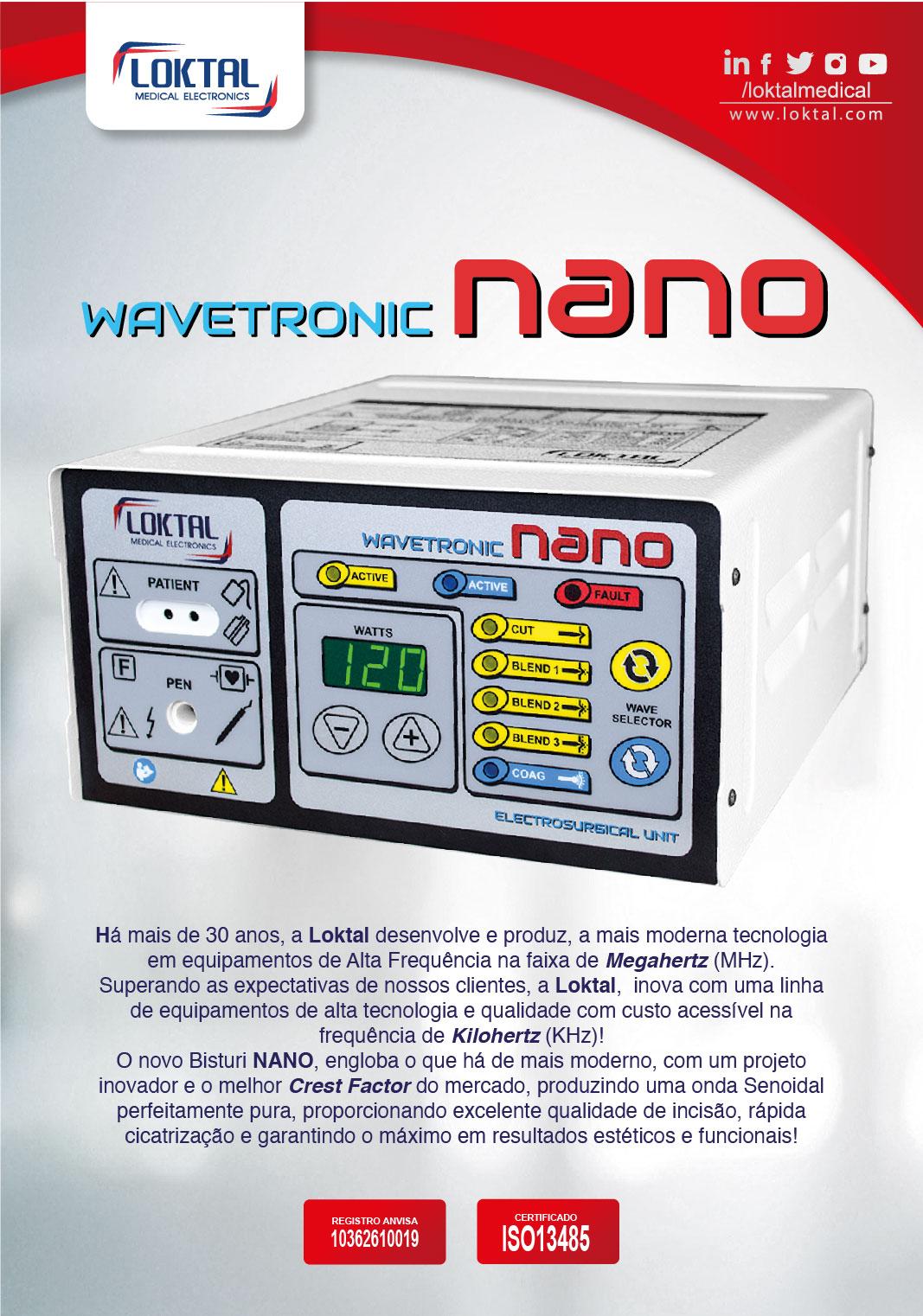 EQBI0009 - Wavetronic NANO
