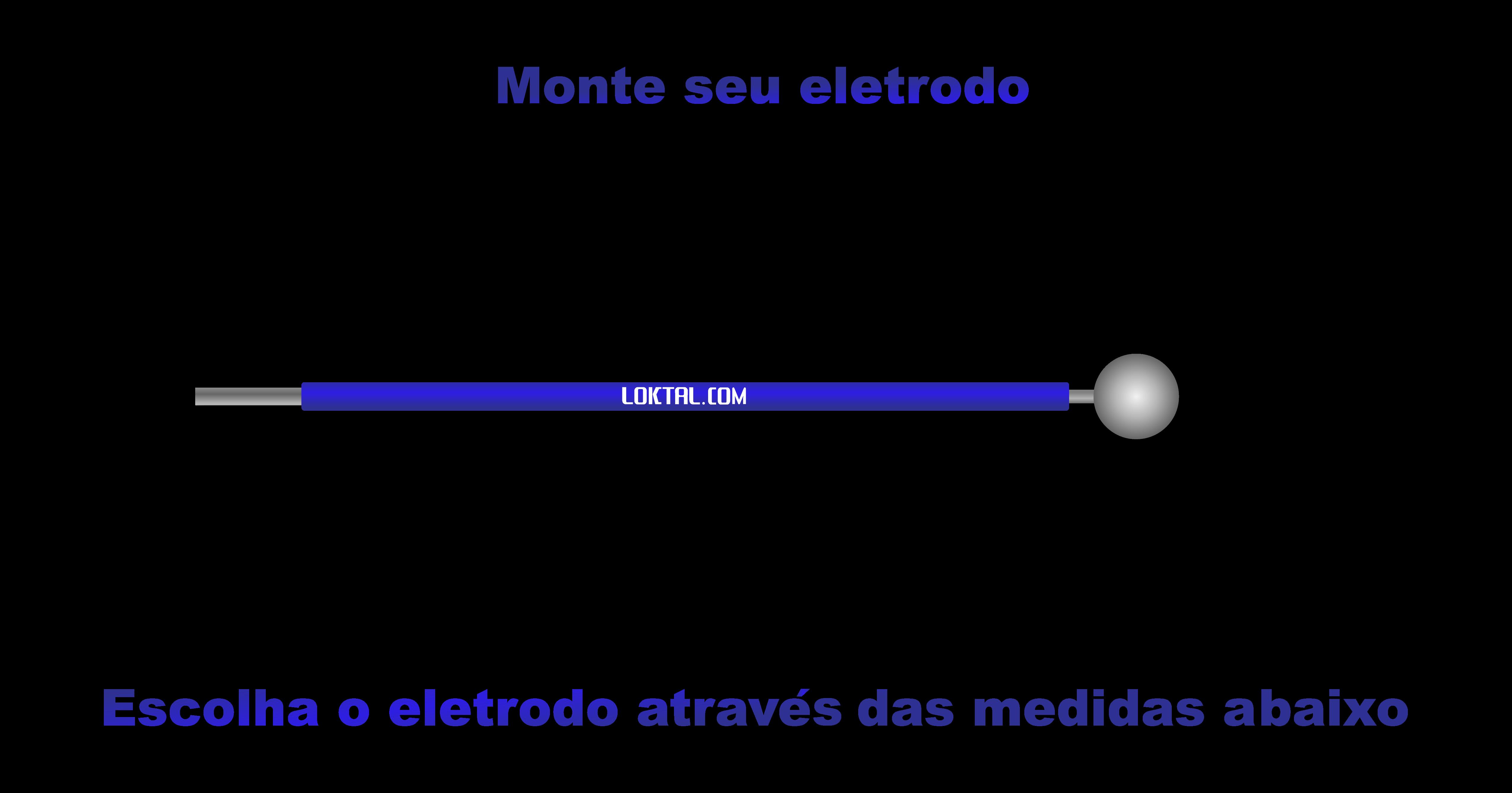 Eletrodos bola e micro bola