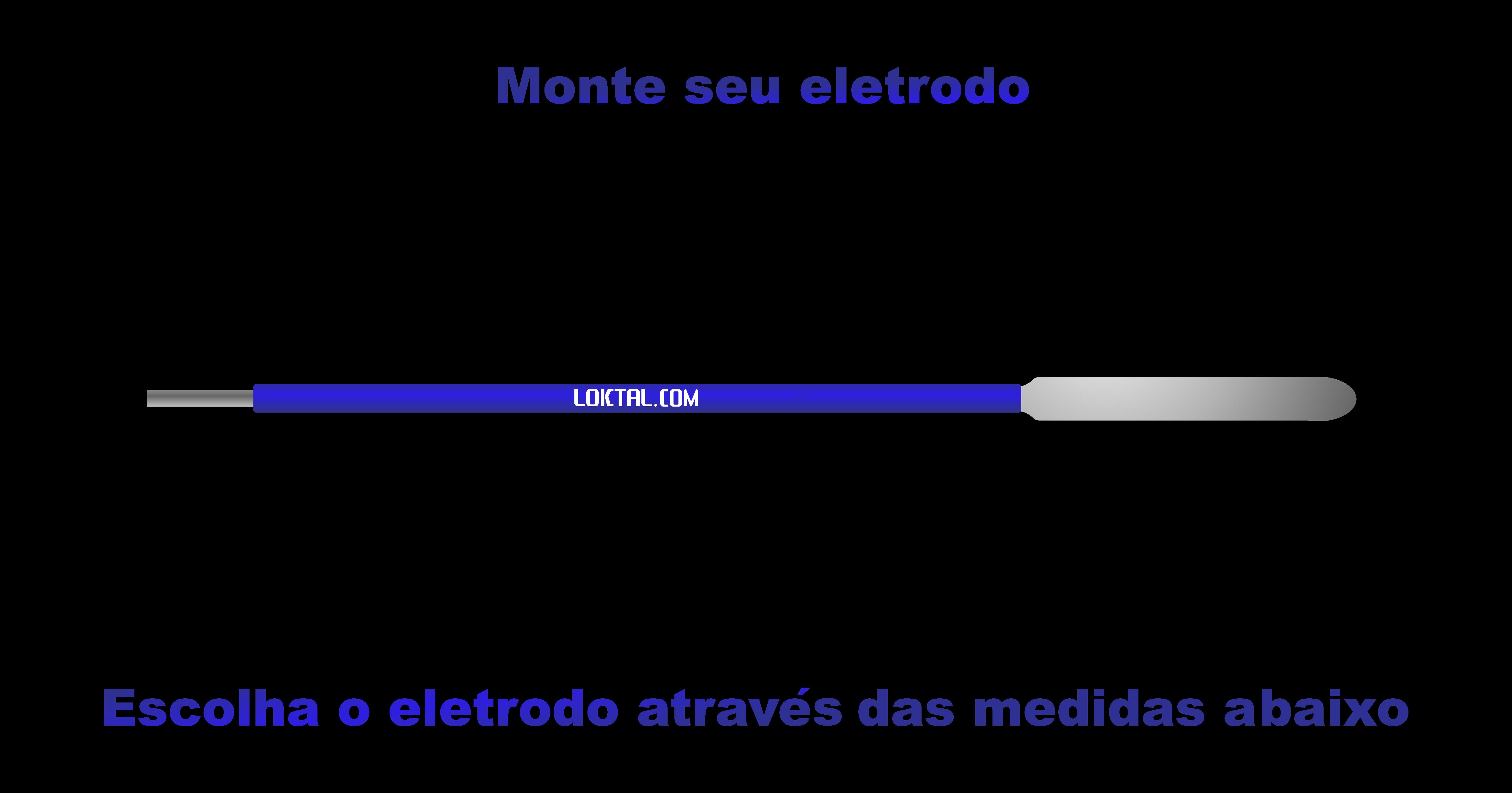 Eletrodos Faca
