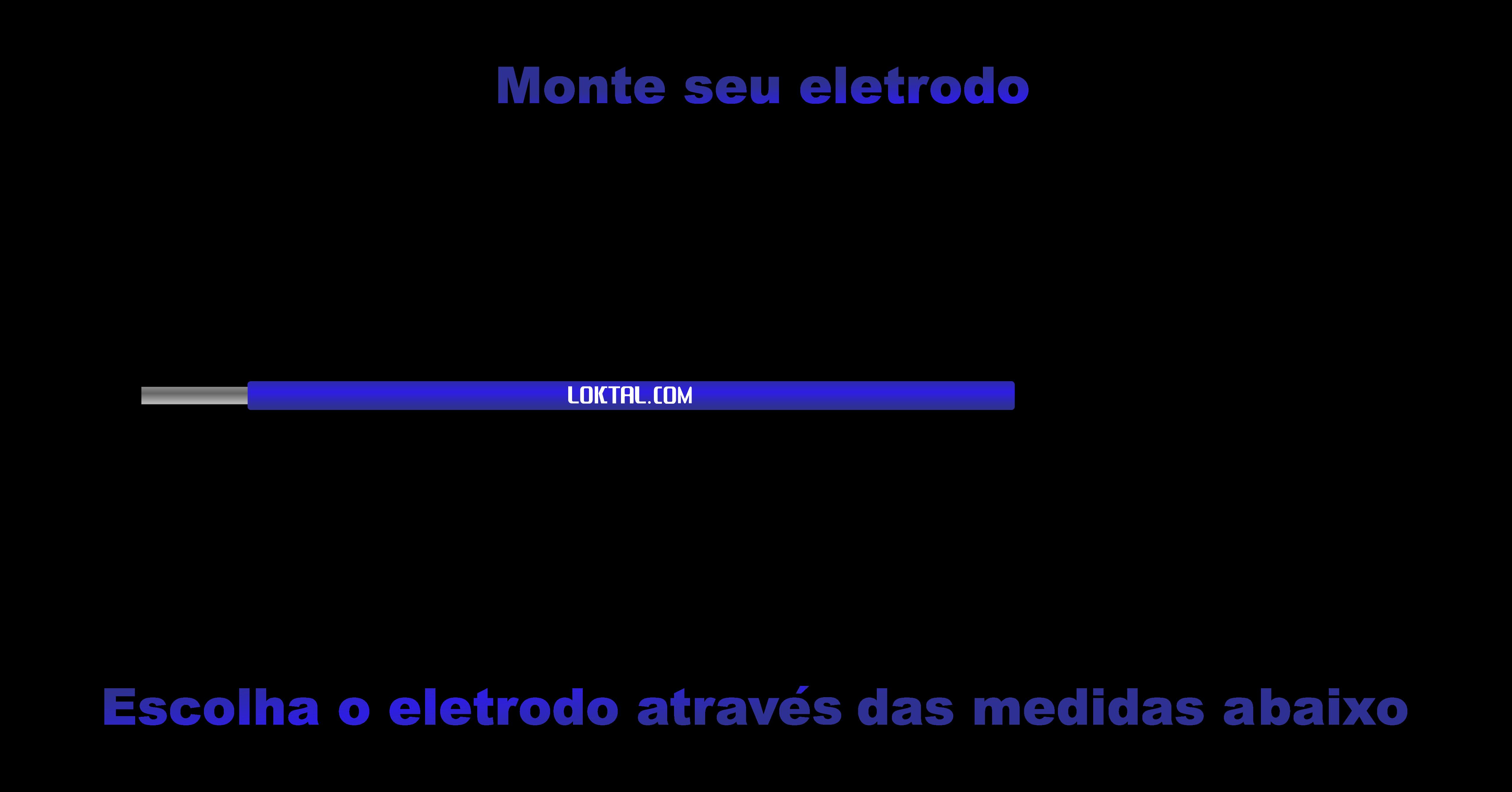 Eletrodos Alça CAF/LLETZ